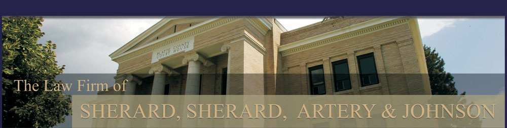 Sherard Sherard & Johnson Law, Wheatland, Wy